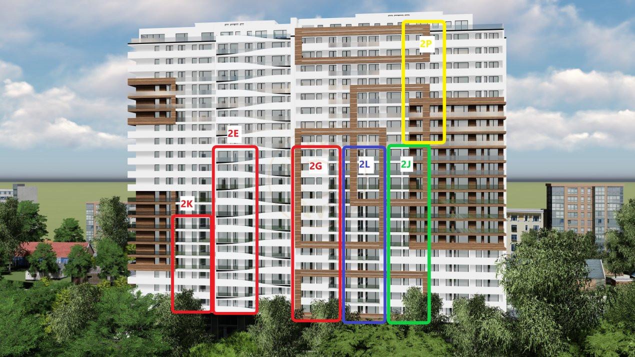 Apartament 2 camere Cluj Napoca Comision-0% 11