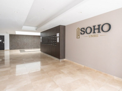 Garsoniera de vanzare in complex modern SOHO Unirii